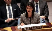 Nikki Haley Criticizes Those in Trump Administration Obstructing Him: 'The President Was the Choice of the People'
