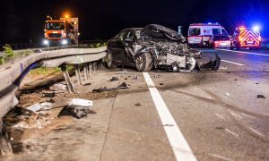 Suspected Drunk Driver Charged in Lethal Hit-and-Run Highway Collision