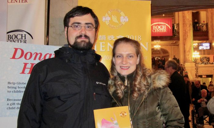 Theatergoer Found the Shen Yun Emcees' Introductions Educational