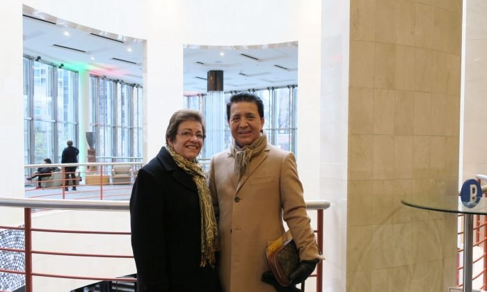 'I feel renewed,' Theatergoer Says of Shen Yun