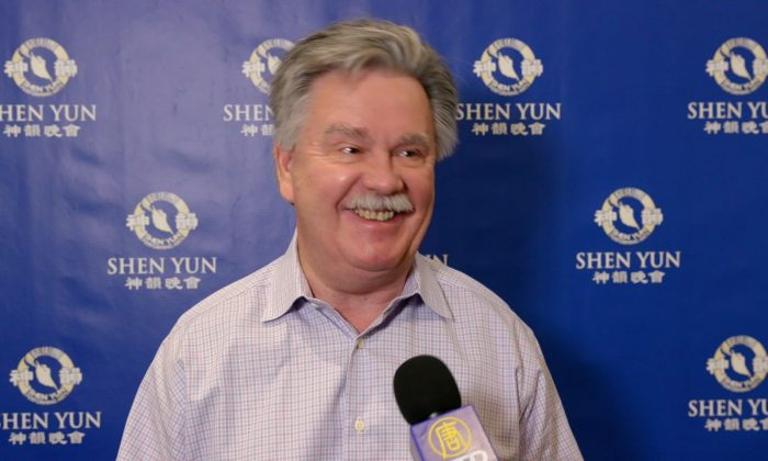 Shen Yun's Energy, Talent, Dance Amazing, Company President Says