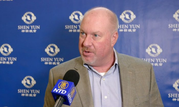 Shen Yun Artists Show They Love What They Do, Company Owner Says