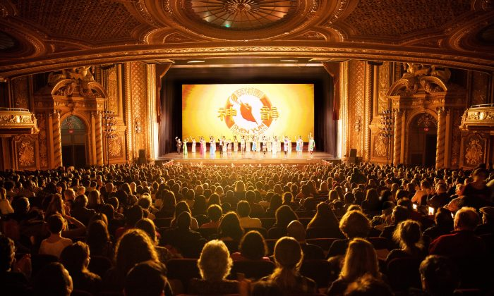 Shen Yun Gives Hope To The World