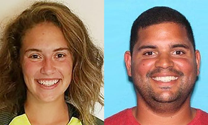 Caitlyn Frisina (L) and Rian Rodriguez.