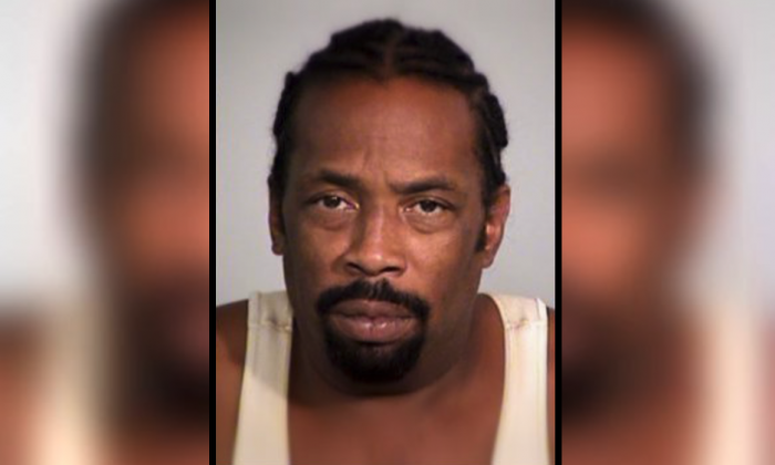 Michael Love, 56, who dressed up as a woman before ambushing his former girlfriend, was sentenced to 80 years for attempted murder. (Indianapolis Metropolitan Police Department)