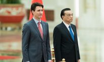 No Plan to Start Free Trade Talks as Trudeau Continues China Trip