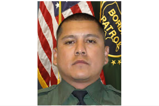 Border Patrol Agent Rogelio Martinez. (FBI)