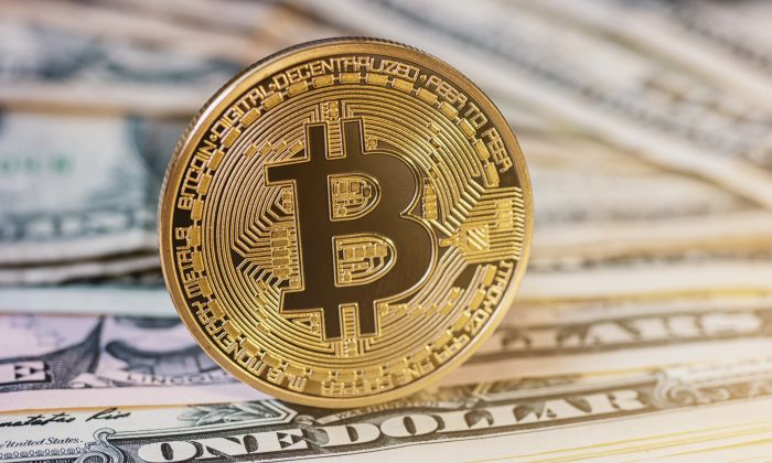 Bitcoin's meteoric rise is redistributing massive wealth without the use of force. (Shutterstock)