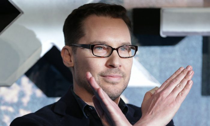 US director Bryan Singer. (Daniel Leal-Olivas/AFP/Getty Images)