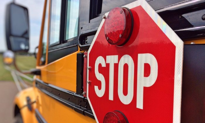 A school administrator has been placed on leave for allegedly chasing and grabbing her arm after she had thrown an item out of a school bus window that hit the administrator's car. The incident allegedly occurred on Friday, Dec. 1, in Upper Marlboro, Md. (Stock photo CC0)