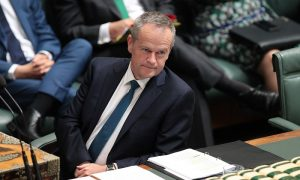 Labor Leader Bill Shorten Backflips on Company Tax Cuts After Party Meeting