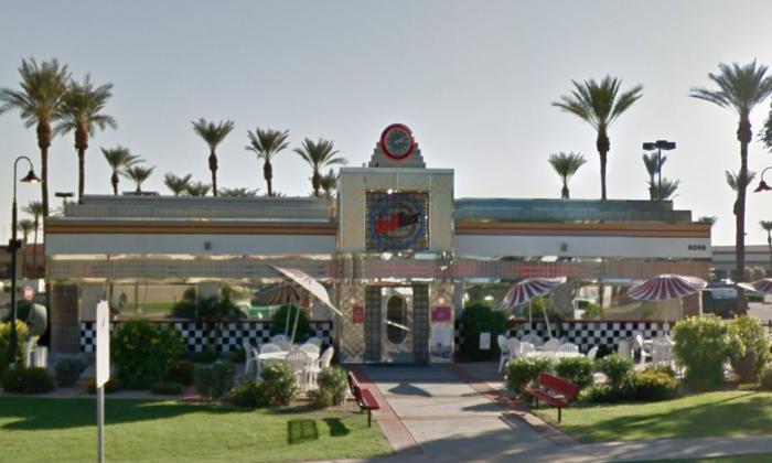 5 & Diner in Scottsdale, Ariz. (Screenshot via Google Street View)