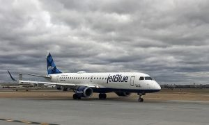 JetBlue Tests UV Device for Disinfecting Planes