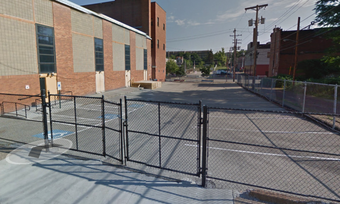 The body was found in the parking lot of the Community Empowerment Association. (Screenshot Via Google Maps).