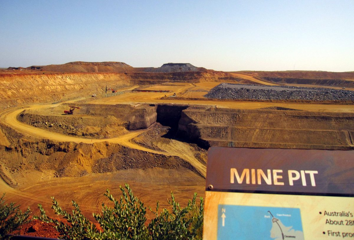 citic pacific mining management