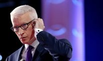 CNN Provides Dubious Explanation of Controversial Anderson Cooper Tweet