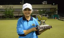 Experienced Shirley Ko Out-masters Youngster in KO Singles Final