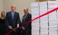Trump Administration Issues Record-Low Number of Regulations Amid Red Tape-Cutting Drive