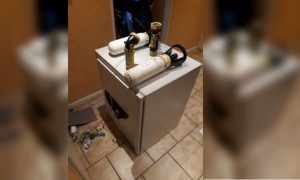 9-Year-Old Boy Locks Himself in a Safe While Playing Hide and Seek