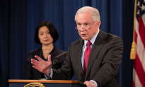 Justice Department Deploys More Prosecutors to Fight Violent Crime Spike