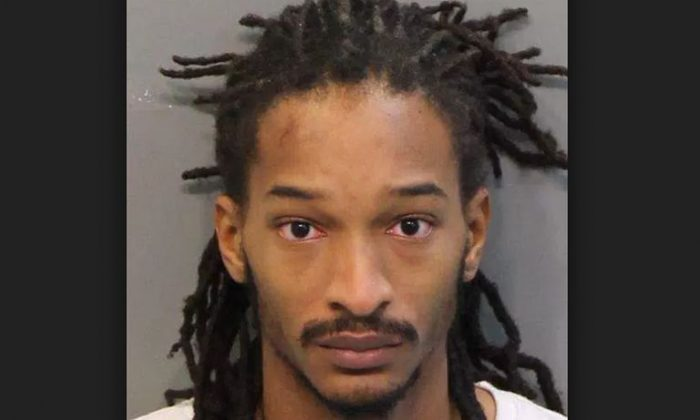 Johnthony Walker. (Chattanooga Police Department mugshot)