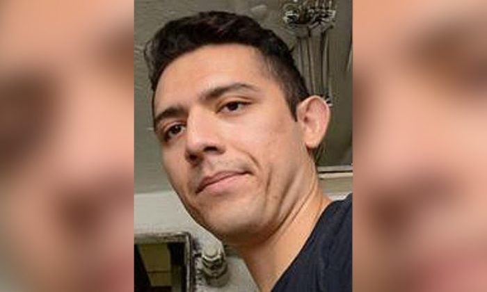 Navy Airman Francisco Rivera was found dead in his home in Bremerton, Washington after an apparent murder suicide on Dec. 13. (MC3 Ian Kinkead/Navy)