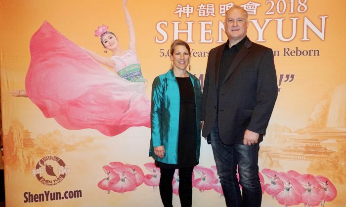 Shen Yun Shares the Hope of Heaven
