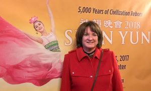 Shen Yun 'Definitely Uplifting'