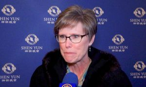 Real Estate Appraiser Enjoys Positivity and Goodness in Shen Yun