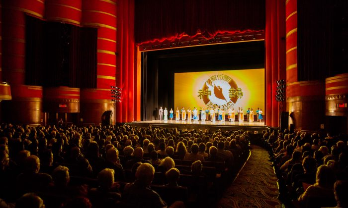 Shen Yun Provokes Feeling of Empathy for Suppressed People of China