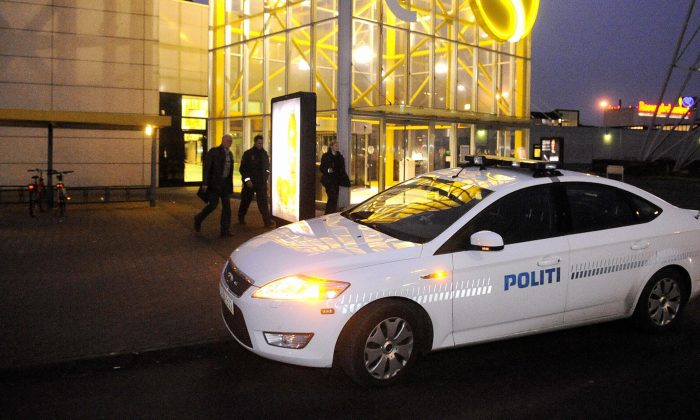 Does this look like a taxi to you? It did to one Danish marijuana dealer. (Sonny Munk Carlsen/AFP/Getty Images)