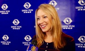Meteorologist Finds Shen Yun 'Moving, Exciting and Serene'