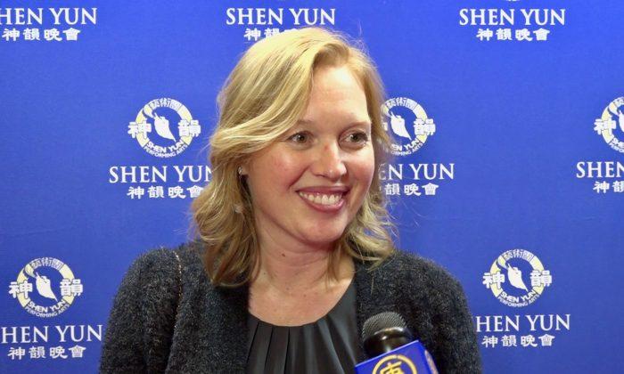 Shen Yun, 'It was very uplifting'