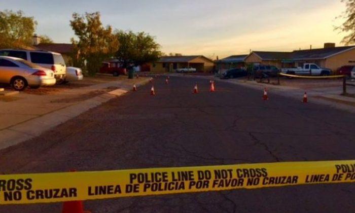 (Tucson Police Department)