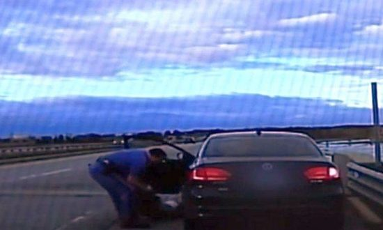 Maine State Trooper Saves Driver From Overdose on Busy Interstate