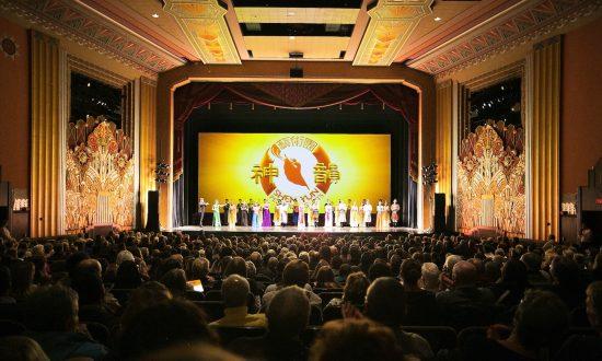 Burlington Theatergoer Says Shen Yun 'Is Absolutely Wonderful'