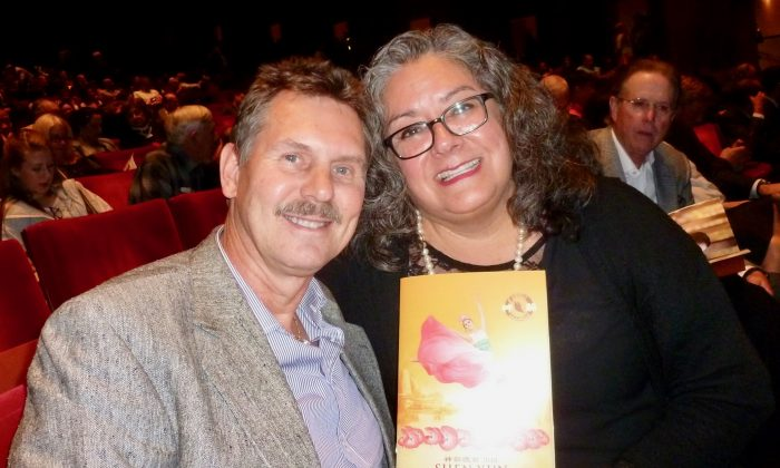 Pastor Praises Shen Yun for Keeping 'Message Alive'