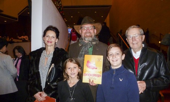 Company President Reaffirms His Faith and Hope After Seeing Shen Yun