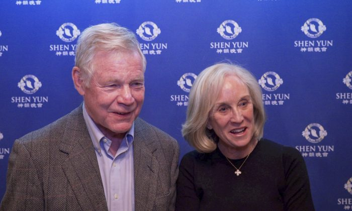 Shen Yun a Glimpse of 'Traditions, Chinese Spiritual Thinking,' Says Plastic Surgeon