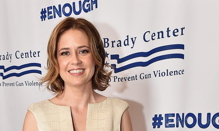 Actress Jenna Fischer attends the 2016 Los Angeles Brady Bear Awards Gala at Four Seasons Hotel Los Angeles at Beverly Hills on May 4, 2016 in Los Angeles, California. (Kevin Winter/Getty Images)