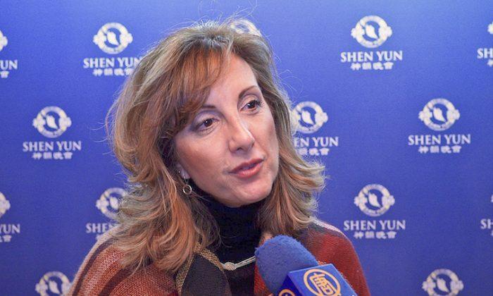 Multi-Industry Executive Found Shen Yun 'Astonishingly Beautiful'