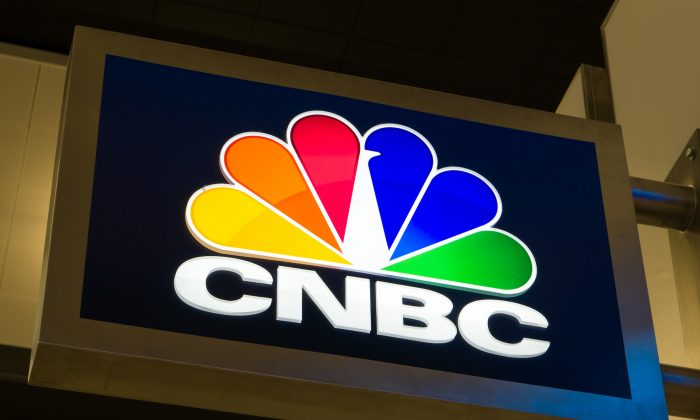 A 44-year-old CNBC director has been accused of spying on his 18-year-old nanny. (Ken Wolter/Shutterstock))