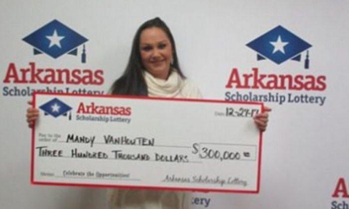 Mandy Vanhouten (Arkansas Scholarship Lottery)