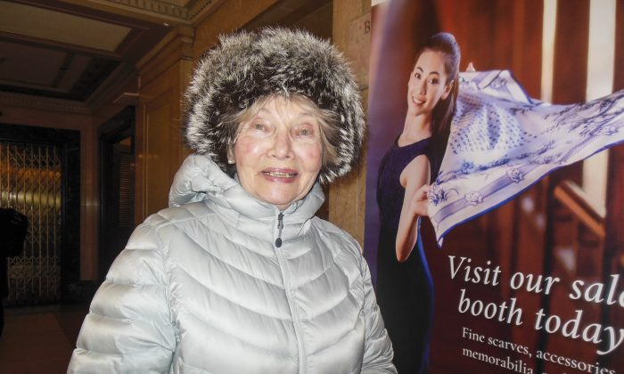 Former Ballerina Says She Is Inspired and in Good Mood After Seeing Shen Yun