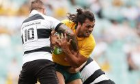 Australian Rugby Union Player Karmichael Hunt Has Been Arrested for Drug Possession