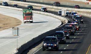 1 Officer Dead, 4 Other Cops Shot Near Denver