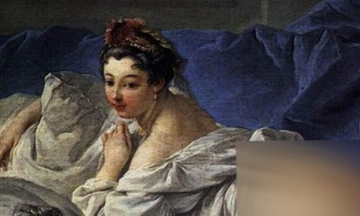 """Odalisque"" by Francois Boucher. (François Boucher [Public domain], via Wikimedia Commons)"