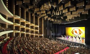 Shen Yun in Ottawa: 'I was just in heaven watching'
