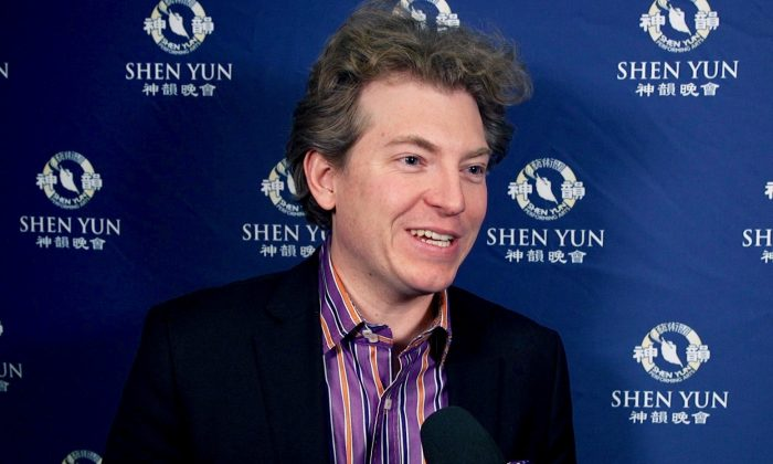 Arkansas Symphony Orchestra Conductor Finds Shen Yun Fantastic, Grasping and Magnetic
