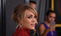 Carrie Underwood Says She Had to Have 40 Stitches in Her Face After Falling